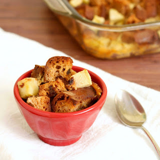 Gluten Free Cinnamon Raisin Bread Pudding