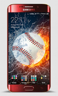 Baseball Wallpaper - náhled