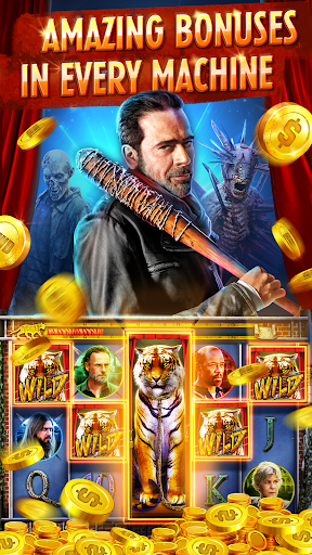 The Walking Dead: Free Casino Slots modavailable screenshots 4