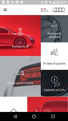 Audi Service - screenshot