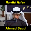 Murottal Mp3 Ahmad Saud (Offline) icon