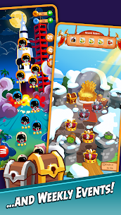 Angry Birds Blast MOD (Unlimited Moves) 4