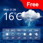 Weather forecast - Weather today weather tomorrow icon