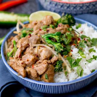 Thai Lime Pork Recipes