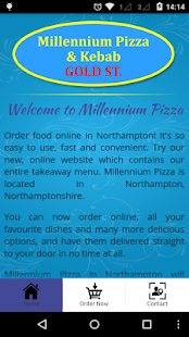 Millennium Pizza- screenshot thumbnail