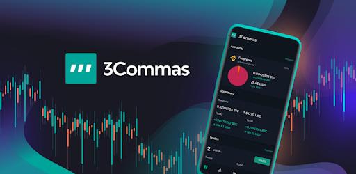 3Commas: Manual Trading & Crypto Trading Bots - Apps on Google Play