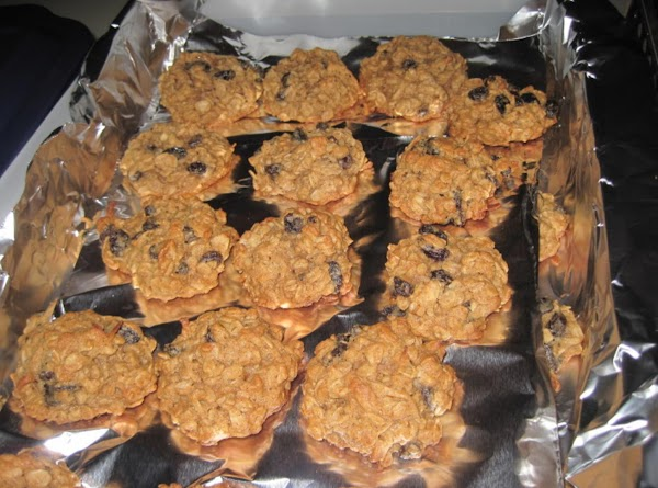 Oatmeal Raisin Cookies By Rose Recipe