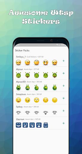 WAStickerApps Emoji Stickers 1.1.51 screenshots 1