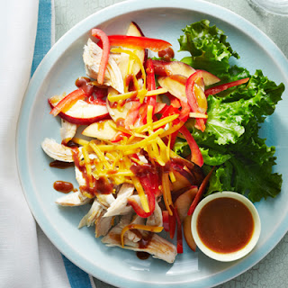 Sweet BBQ Chicken Salad