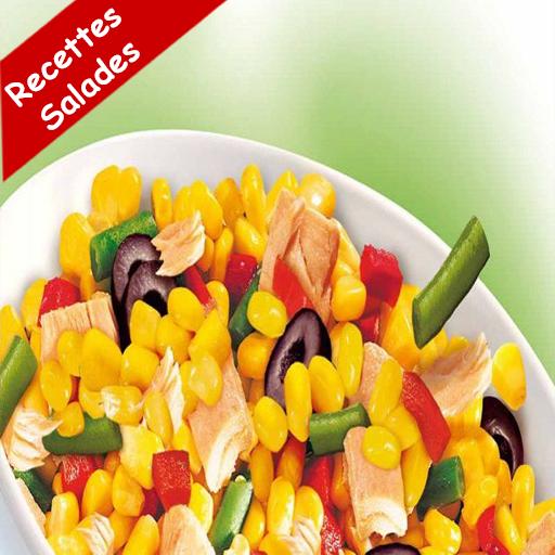 recettes salades faciles
