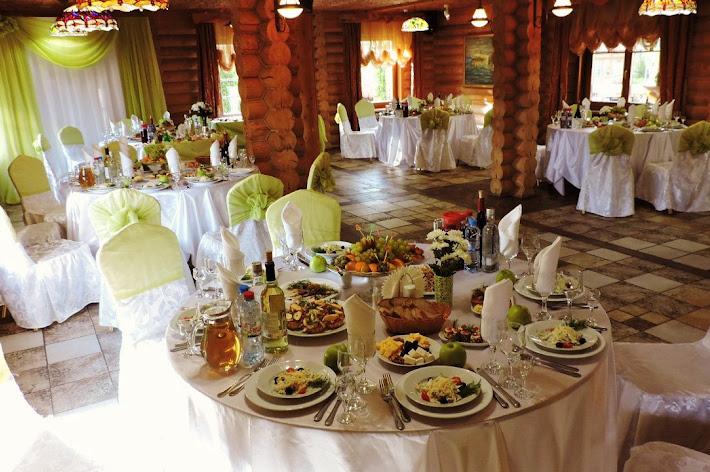 Фото №10 зала Зал ресторана