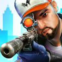 Sniper 3d Assassin 2020: Real City Shooter Offline icon