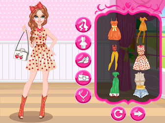 Pony Girl Unique Dress Up APK screenshot thumbnail 5