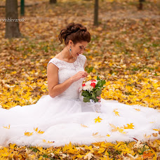 Wedding photographer Sergey Vyshkvarok (vyshkvarok80). Photo of 13.11.2017