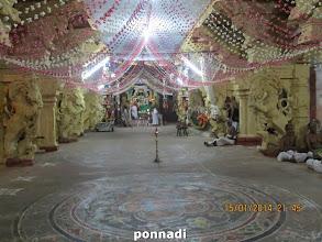 Photo: grand assembly of perumAL, thAyArs, AzhwArs and Acharyas - thiruvAimozhi 5th centum recital