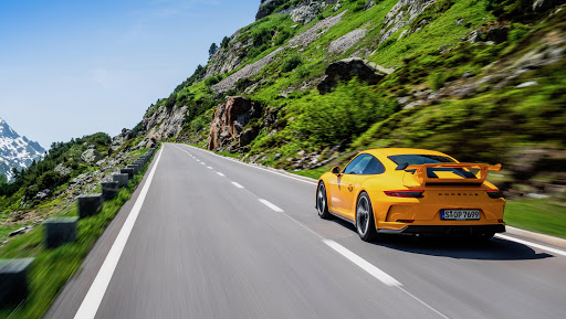 The 911 GT3 20 years on: faster, more precise and more dynamic