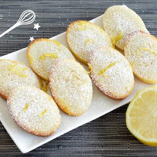 Lemon Financiers.