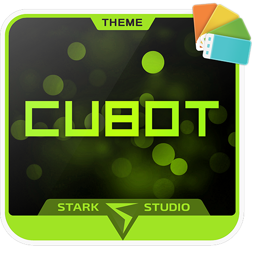 Theme Xp - CUBOT LIME