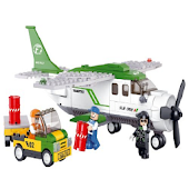 Kingdom Airport Plane toys