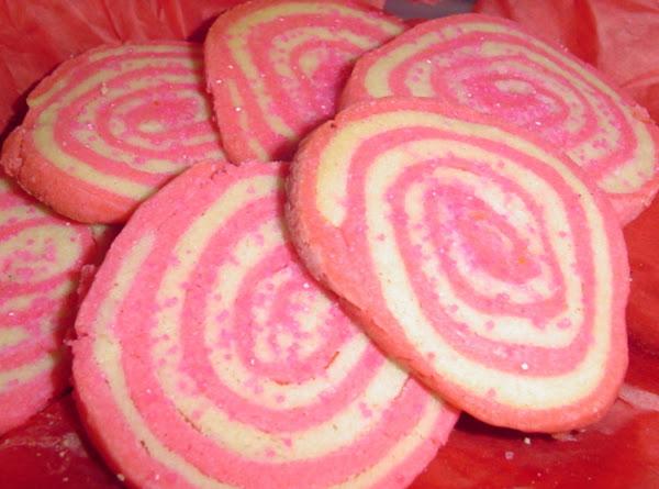 Peppermint Pinwheels! Recipe