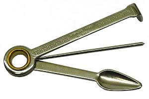 Pipverktyg 3-delat