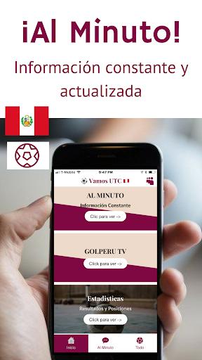 Club UTC Noticias - Futbol UTC de Cajamarca Peru00fa 1.0 screenshots 1