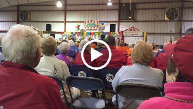 Video: Samboree entertainment....