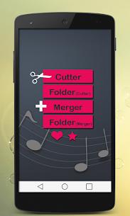 MP3 Cutter & Merger Mod 1.6 Apk [Pro Features Unlocked] 1
