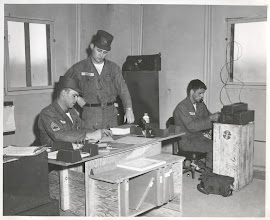 Photo: When Fort Fairfield was a line battery, ca1960