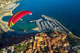 BGD Adam ex demo paraglider sale available at FlySpain shop