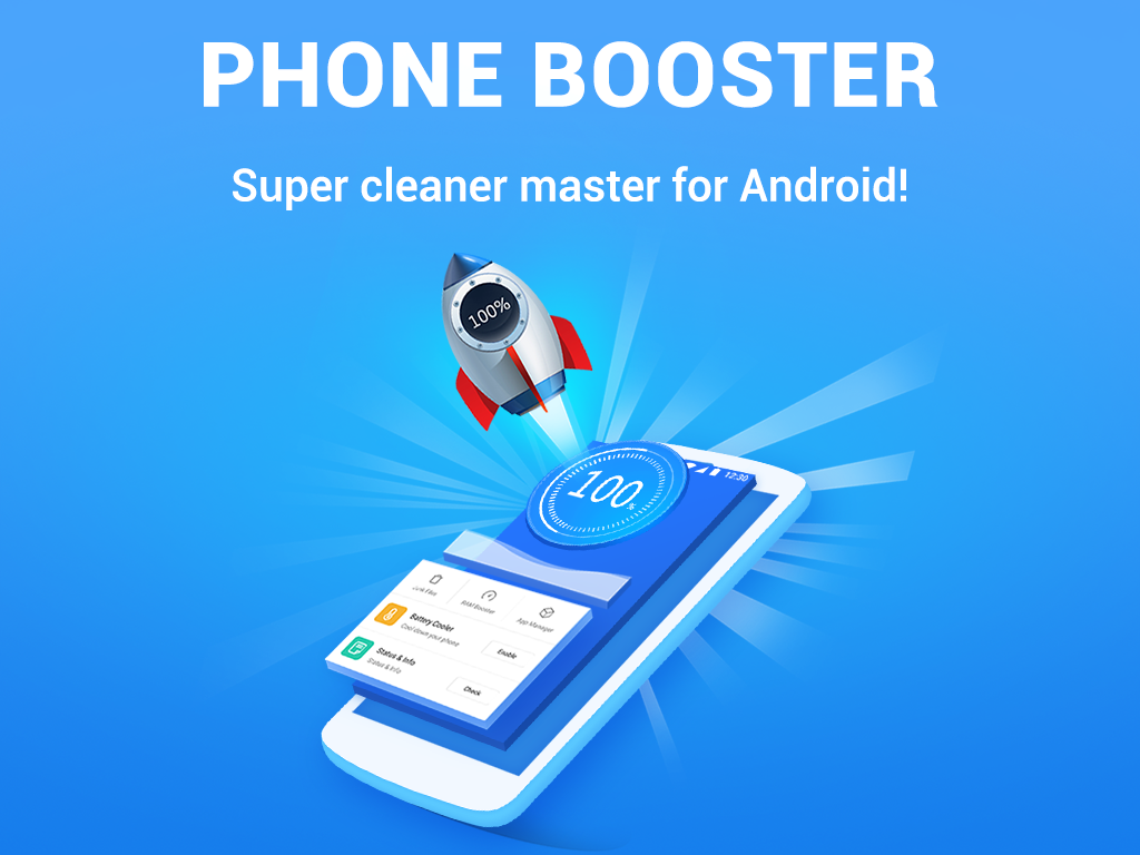 Super Cleaner Master- screenshot