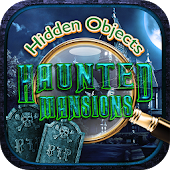Hidden Object Haunted Mansion