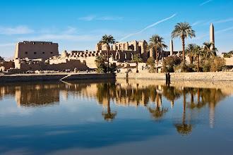 Photo: El-karnak. Luxor, Egypt