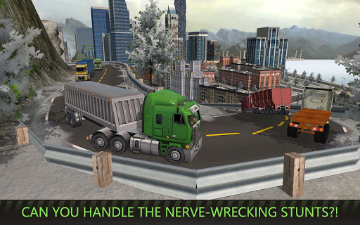 USA Truck Driver: 18 Wheeler 1.4 screenshots 13