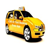 Cab or Taxi Booking - Free App