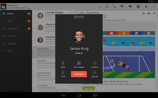 XFINITY Connect screenshot 14