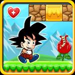 Saiyan Goku Jungle Adventures Icon