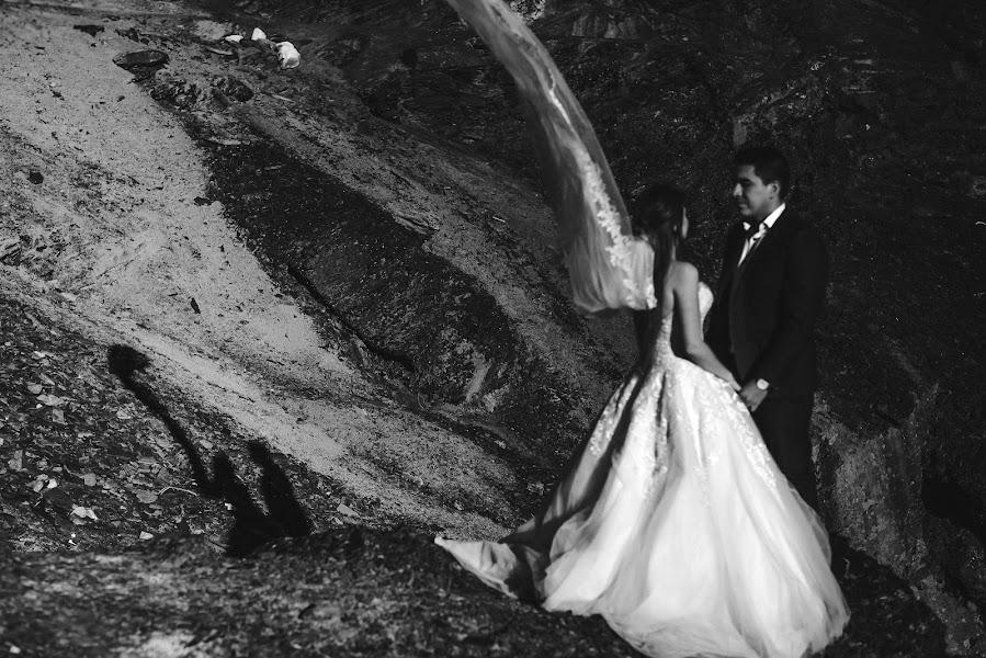 Svatební fotograf Valery Garnica (focusmilebodas2). Fotografie z 04.10.2019