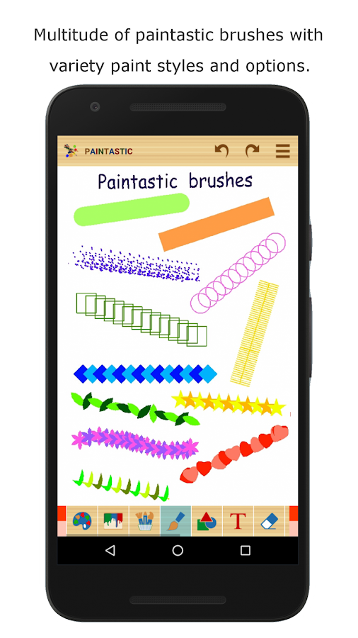 Paintastic - draw,color,paint- screenshot