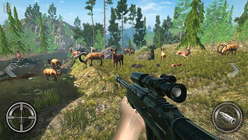 Wild Deer Hunter : deer shooting games 1.2 screenshots 2