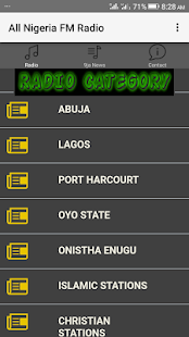 All Nigeria FM Radio - náhled