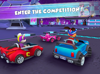 Chuck E. Cheese's Racing World 13