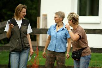 Photo: Die drei von der Tankstelle - Lagebesprechung