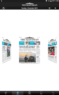 The Scotsman Newspaper- screenshot thumbnail