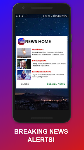 News Home screenshot 2