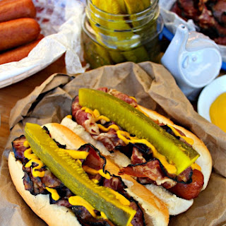 Pastrami Hot Dogs