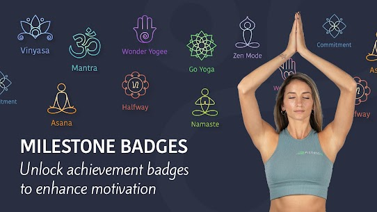 Yoga Workout by Sunsa. Yoga workout & fitness App Download For Android 7
