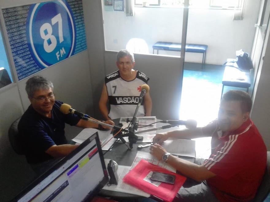 Jota Araújo comemora seu aniversário no Esporte Total