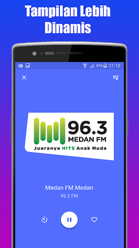 Radio Favorit FM - AM Stereo Indonesia 1.1.1 std-slm-test screenshots 8
