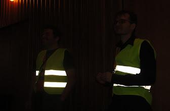 Photo: Organizer in uniforms :-)